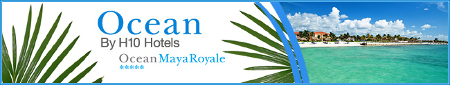 Ocean Hotels Maya Royale Honeymoon Registry
