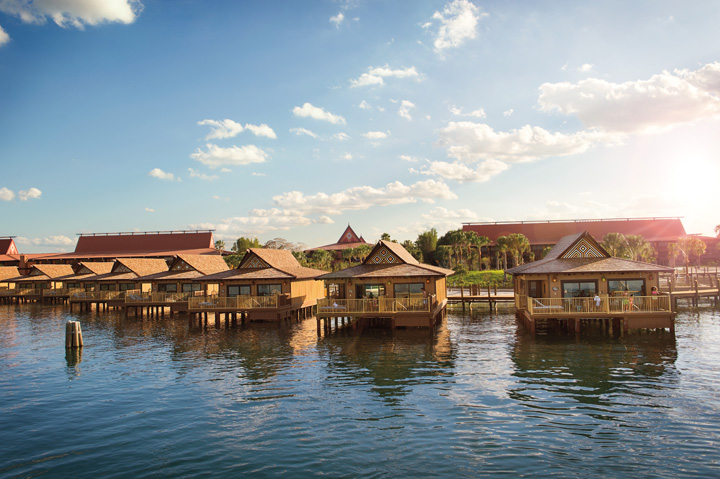 Accommodations at Our Disney Resort Hotel